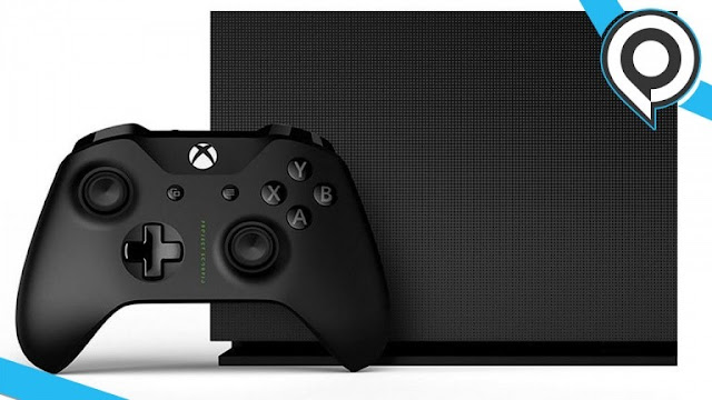 الكشف رسميا عن نسخة Project Scorpio Edition لجهاز Xbox One X و إنطلاق الطلب المسبق