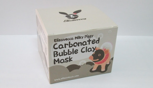 Milky Piggy Carbonated Bubble Clay Mask (Elizavecca)