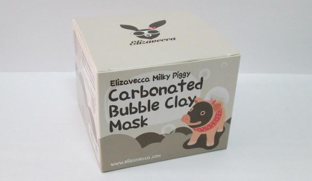 Milky Piggy Carbonated Bubble Clay Mask (Elizavecca)