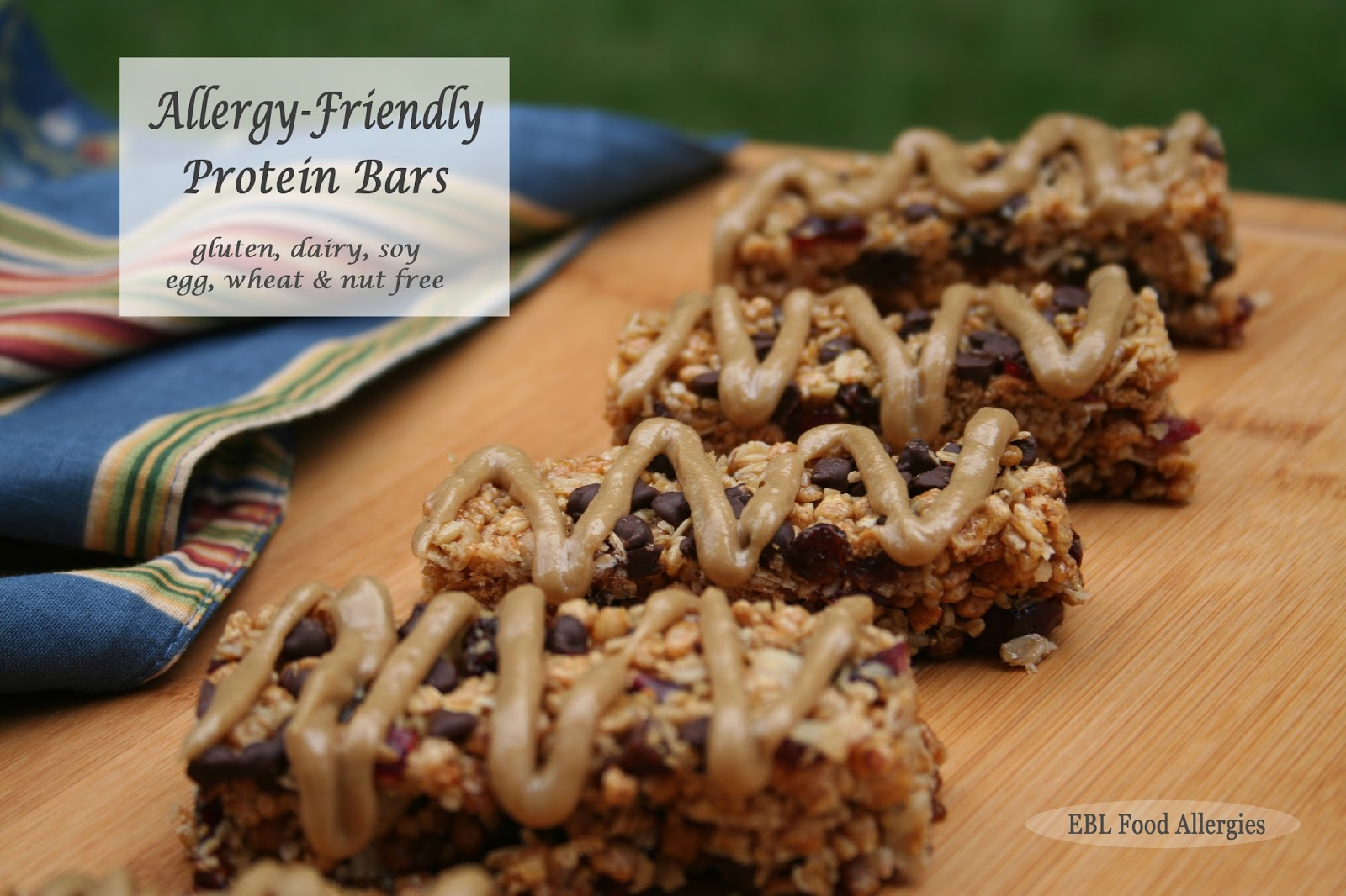 Chewy allergy friendly protein bar recipe ebl food allergies these look sooo good i need to make them soon chewy allergy friendly forumfinder Image collections