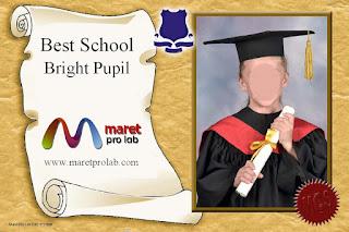 Pre-School Certificate - MaretProLab.com