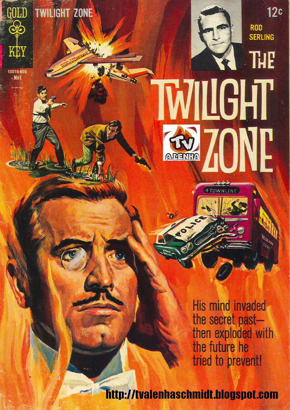 TWILIGHT ZONE 15  CLASSIC 60S  GOLD KEY COMICS