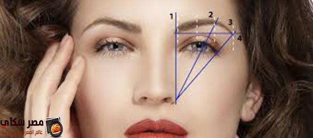 كيفية العناية بالحواجب والجفون والرموش Eyebrows - eyelashes Ajafon