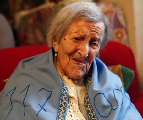 world's oldest woman 117th birthday