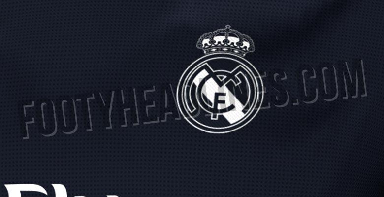 24e3f2707 Real Madrid 18-19 Away Kit Leaked