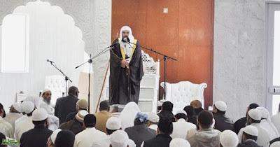 menyoal Shalat Sunnah Qobliyah Jum'at
