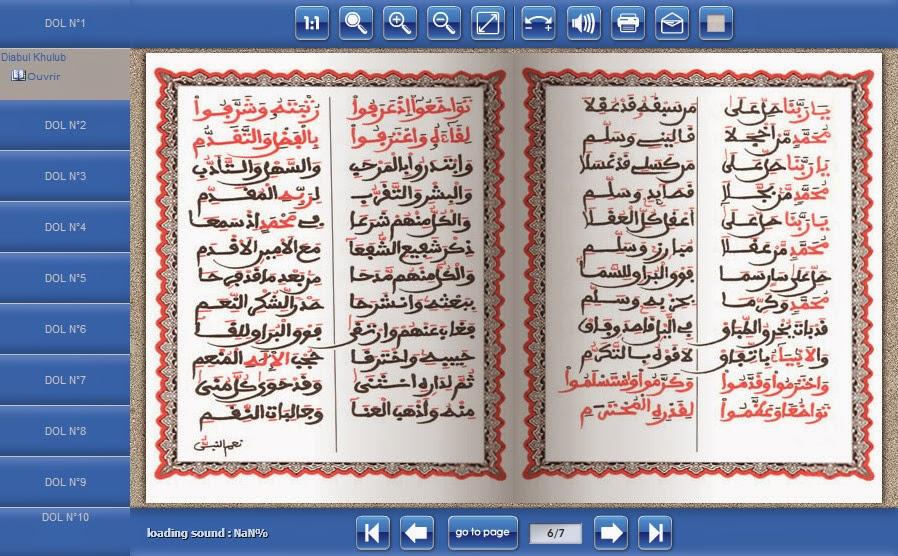 khassida en pdf
