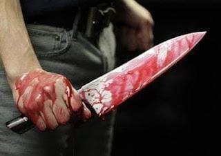 ابناء وقتله شاب يطعن امه بسكين فى نهار رمضان بالهرم