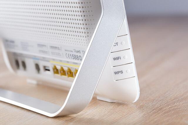 Cek Router WIFI