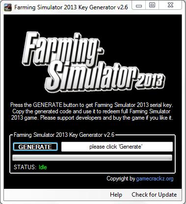 farming simulator 2013 key generator: farming simulator 2013