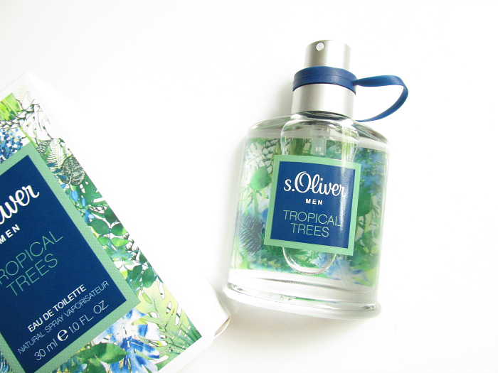 Review: s.Oliver - TROPICAL Trees Men - 30 ml 17.75 Euro