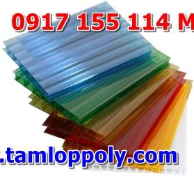 Nhà phân phối tấm lợp lấy sáng thông minh polycarbonate chính thức tại Miền Nam - Sơn Băng ảnh 6