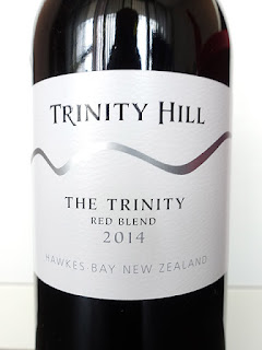 Trinity Hill The Trinity Red Blend 2014 (90 pts)