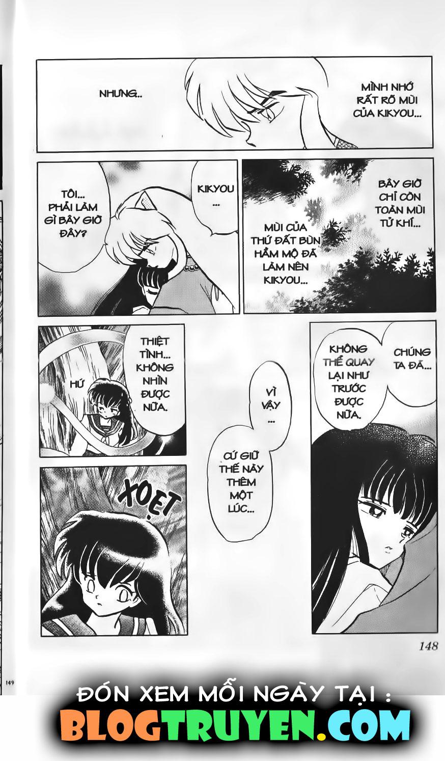 Inuyasha vol 08.8 trang 17