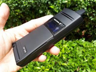Hape Jadul Ericsson GF388 Seken Mulus Normal Sangat Langka
