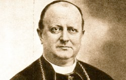 Giacomo Radini-Tedeschi, the Bishop of Bergamo