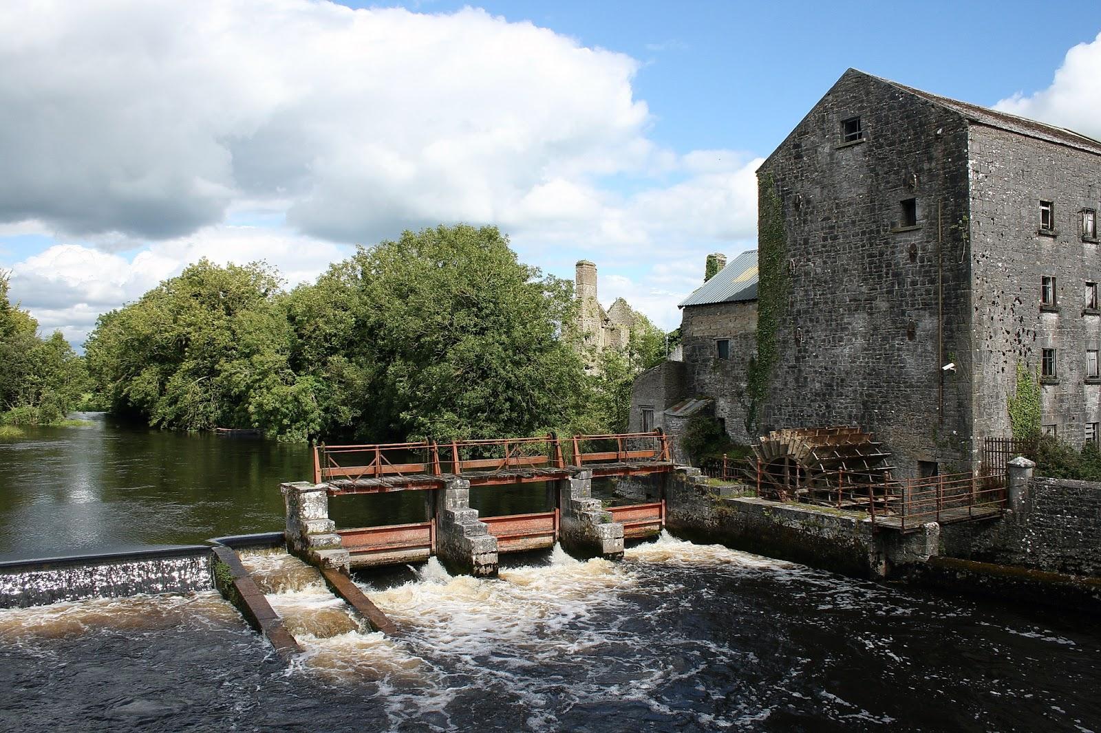 Irish History Animals In River Names