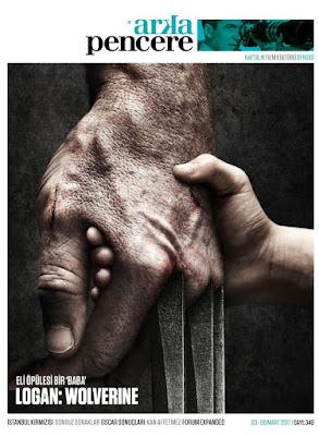 Arka Pencere 349. Sayı (3 Mart-9 Mart) Logan