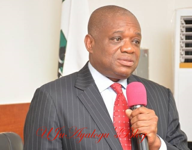 Gov. Okezie Ikpeazu is in Bondage of Theodore Orji - Ex Abia Governor, Orji Kalu Blows Hot