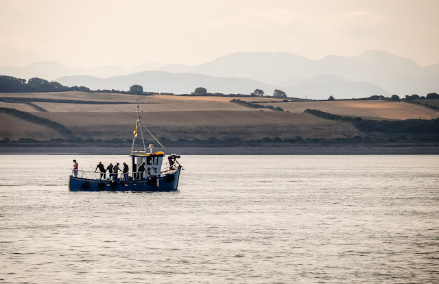 Photo of Sunrise out fishing yesterday