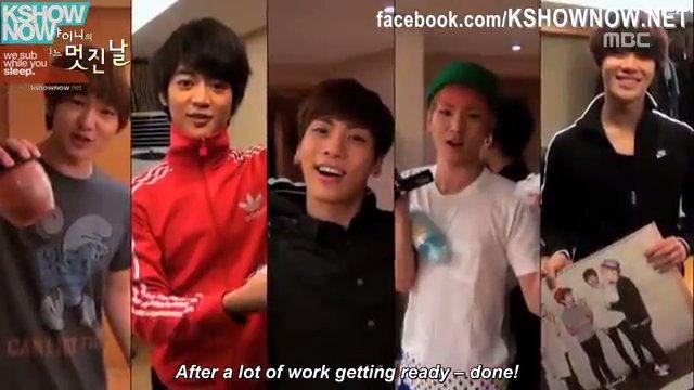 Super Junior Returns Eng Sub
