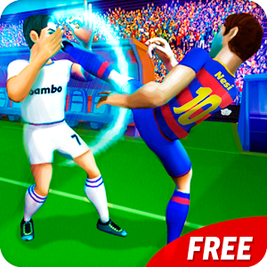 Download Football Players Fight Soccer Game Apk