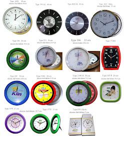 jam promosi murah, Jam dinding promosi, jam dinding custom, Jam Souvenir, sablon jam berlogo