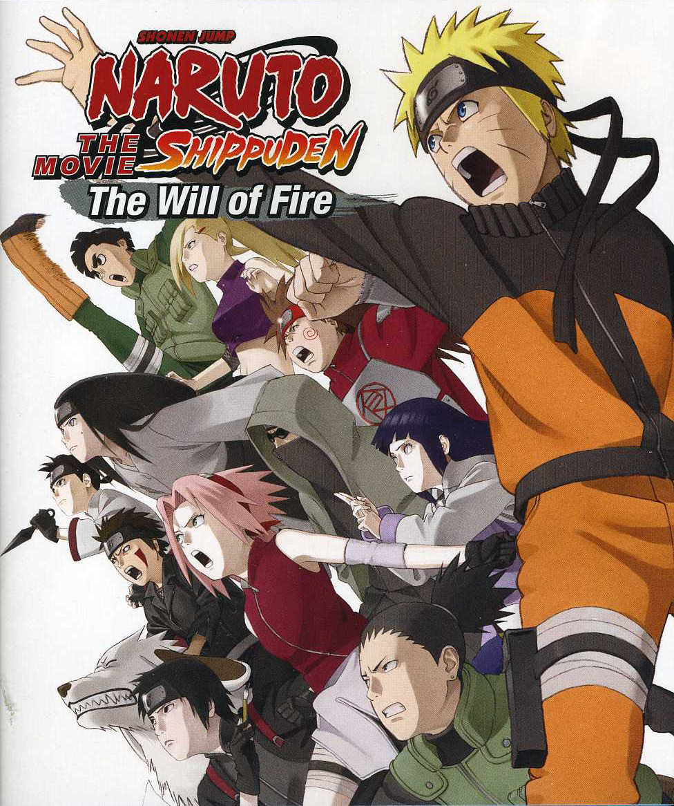 Download Naruto Shippuden: The Will Of Fire HINDI Subbed Full Movie