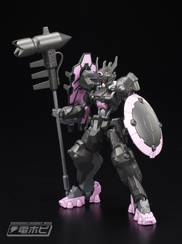 HG 1/144 ASW-G-47 Gundam Vual Sample Images by Dengeki Hobby