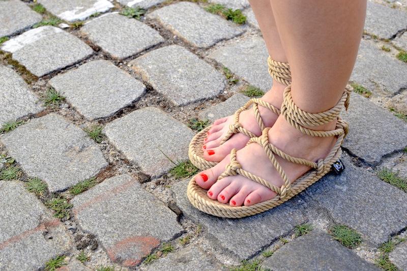 sandales Nomadic state of mind