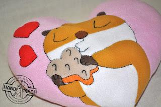 мягкая игрушка подушка