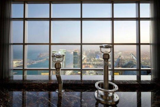 Observation Deck at 300, Abu Dhabi