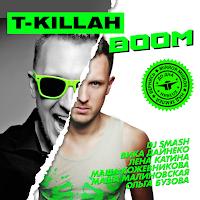 Обложка альбом T-Killah BOOM