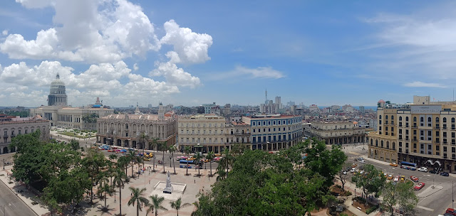 Centre ville de La Havane
