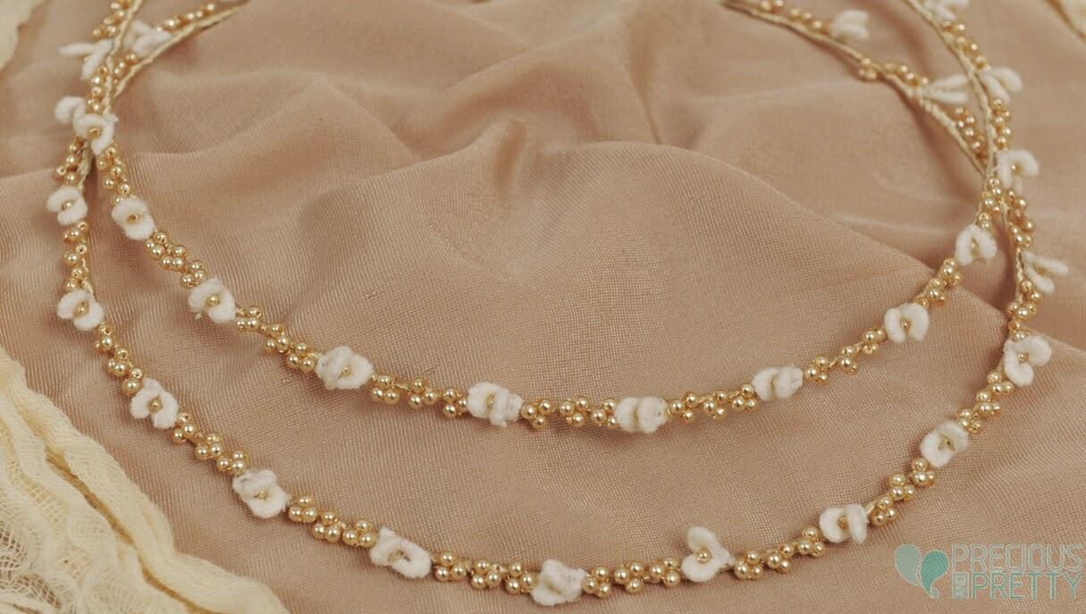 stefana gamou me perles ifasmatina