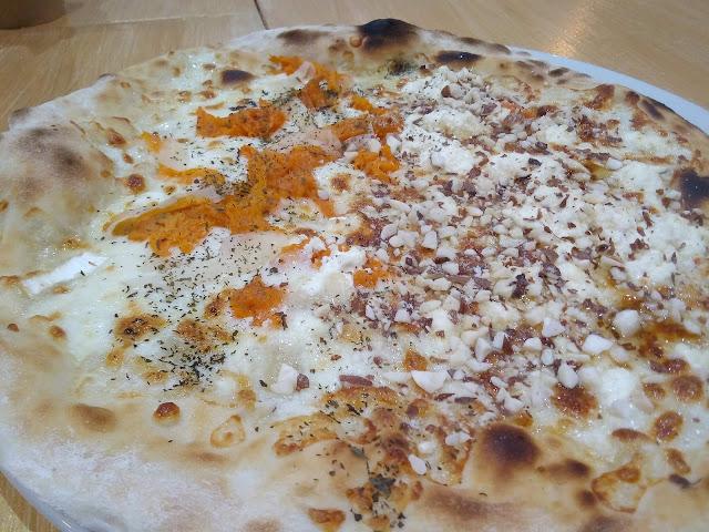 Comer en Antequera I Romani pizza