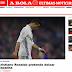 في مفاجأة مدوية رونالدو يغادر ريال مدريد
