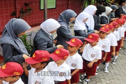 Penumbuhan Contoh Budi  Pekerti Jenjang SMP, SMA/SMK