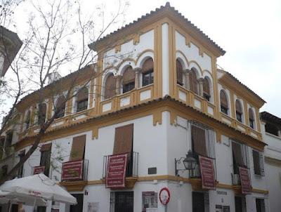 Casa Ramon Garcia Romero a Cordoba