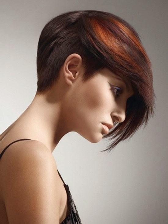 Frisuren Frauen Hinten Kurz Vorne Lang