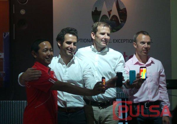 Moto G, Smartphone Rasa Premium Nan Terjangkau Tiba di Indonesia