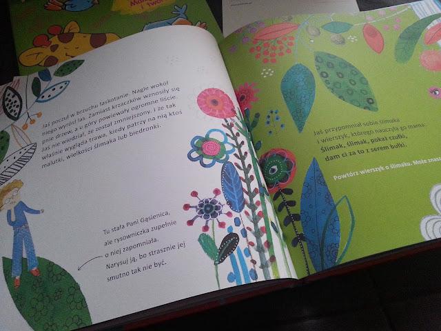 książeczka dla czterolatka