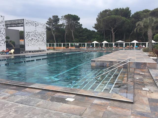 le brasilia lane pool
