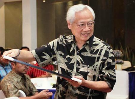 Mohammad Danisworo, Maestro Arsitektur di Indonesia