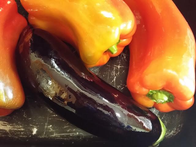 asado de verduras