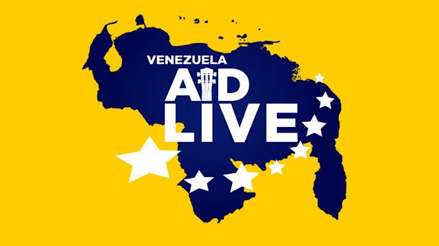 """Com Maluma e Alejandro Sanz, National Geographic  exibe hoje ao vivo o show """"Venezuela Aid Live"""""""