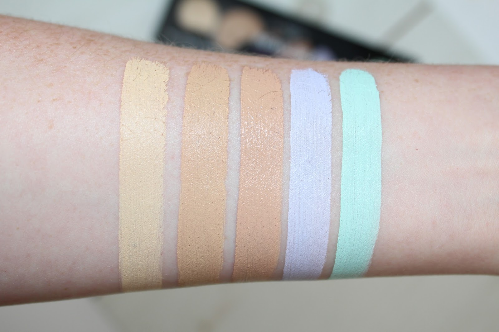 Total Cover Color Correcting Kit by L'Oreal #22