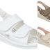 Sandale ortopedice confortabile pentru femei, ideale chiar daca ai monturi