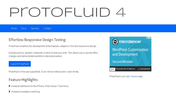 Protofluid