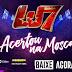 BANDA W7 - ACERTOU NA MOSCA